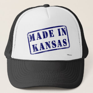 Made in Kansas Trucker Hat