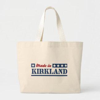 Made in Kirkland Jumbo Tote Bag