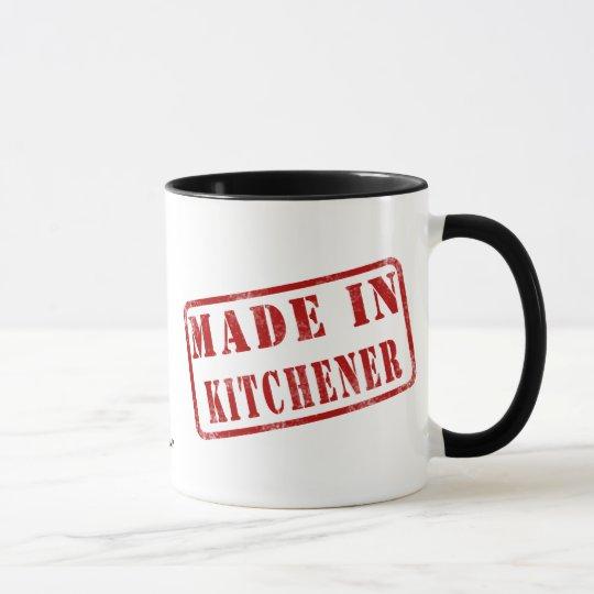 Made in Kitchener Mug