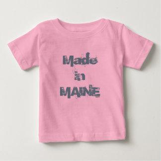 Made in Maine (aqua) Baby T-Shirt