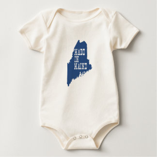 Made In Maine Baby Bodysuit