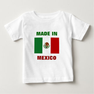 Made in Mexico Baby T-Shirt