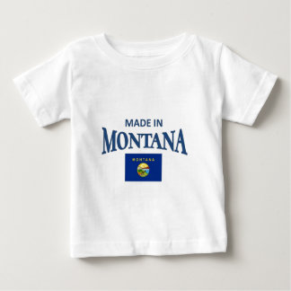 Made in Montana Baby T-Shirt
