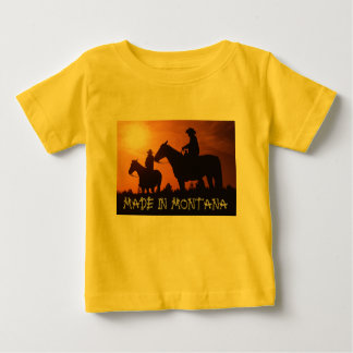 MADE IN MONTANA infant T-shirt