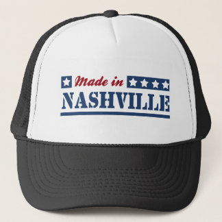 Made in Nashville Trucker Hat