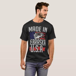 made in nebraska usa T-Shirt