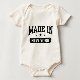 Made in New York Baby Bodysuit