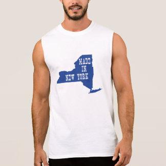 Made In New York Sleeveless Shirt