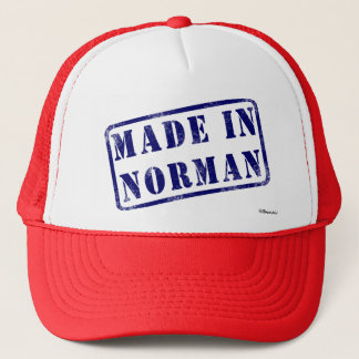 Made in Norman Trucker Hat