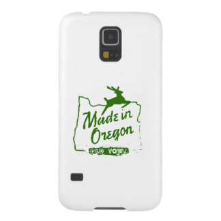 Made in Oregon - Old Town Portland Sign Cases For Galaxy S5