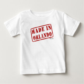 Made in Orlando Baby T-Shirt