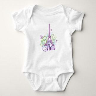 Made in Paris (Eiffel Tower) Baby Bodysuit