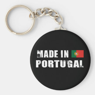 Made in Portugal Keychain