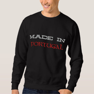 Made in Portugal, sweatshirt