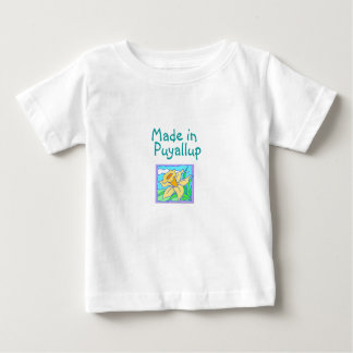 Made in Puyallup Baby T-Shirt