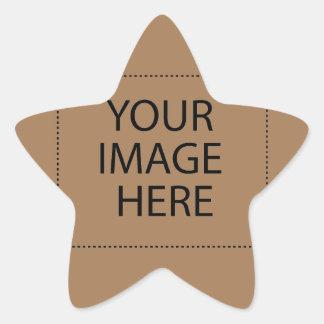 Made In Reno Star Sticker