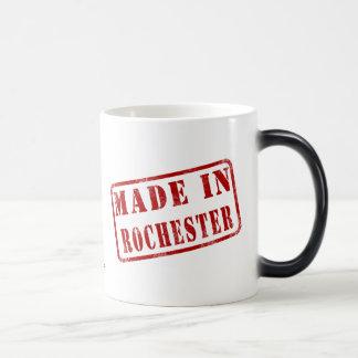 Made in Rochester Magic Mug