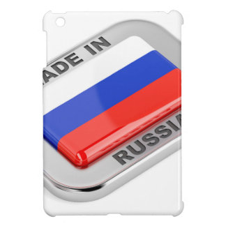 Made in Russia Cover For The iPad Mini