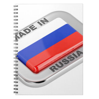 Made in Russia Notebooks