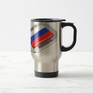 Made in Russia Travel Mug
