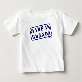 Made in Rwanda Baby T-Shirt