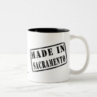 Made in Sacramento Two-Tone Coffee Mug