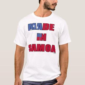 Made in Samoa (Samoa Flag) T-Shirt