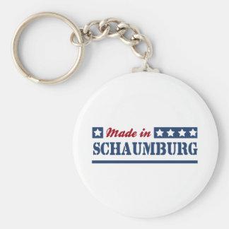 Made in Schaumburg Keychain