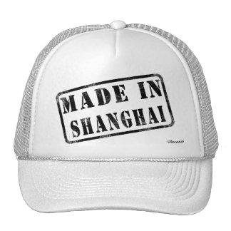 Made in Shanghai Trucker Hat
