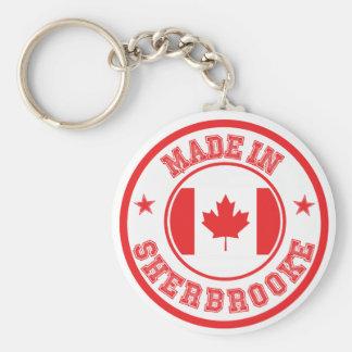 Made In Sherbrooke Keychain