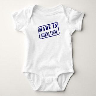 Made in Sierra Leone Baby Bodysuit