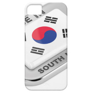 Made in South Korea iPhone 5 Cover