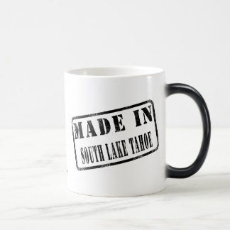 Made in South Lake Tahoe Magic Mug