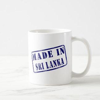 Made in Sri Lanka Mug