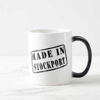 Made in Stockport Magic Mug