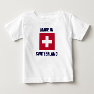 Made in Switzerland Baby T-Shirt