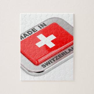 Made in Switzerland Jigsaw Puzzle