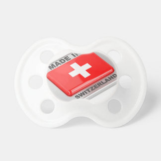 Made in Switzerland Pacifier