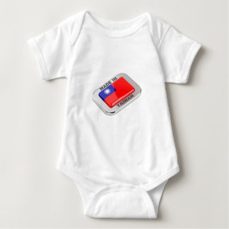 Made in Taiwan Baby Bodysuit