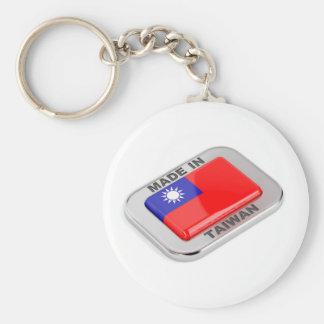 Made in Taiwan Keychain