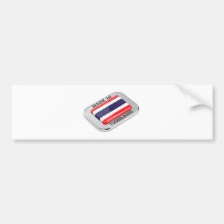 Made in Thailand Bumper Sticker
