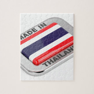 Made in Thailand Jigsaw Puzzle