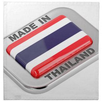 Made in Thailand Napkin