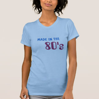 Made in the 80's tanktop