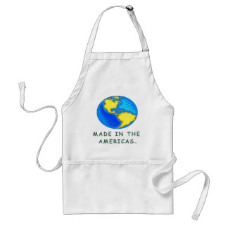 Made In The Americas Standard Apron