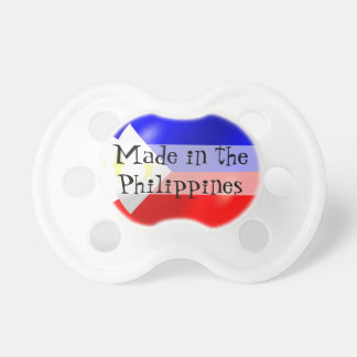 Made In the Philippines Pacifier