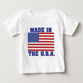 Made in the U.S.A. Baby T-Shirt