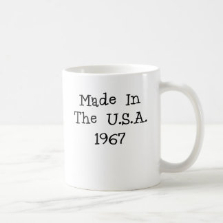 Made in the usa 1967.png coffee mug