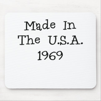 Made in the usa 1969.png mouse pad