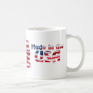 Made in the USA American Flag Mug